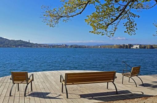 Le Lac comme unique horizon