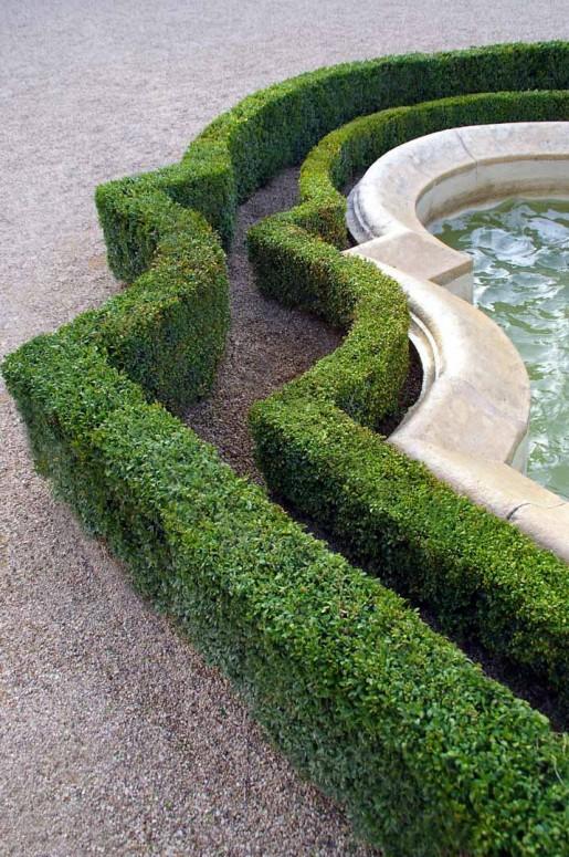 Les jardins retrouvés du Château de Pommard